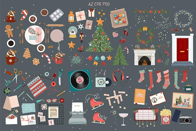 Christmas Advent Calendar example image 6