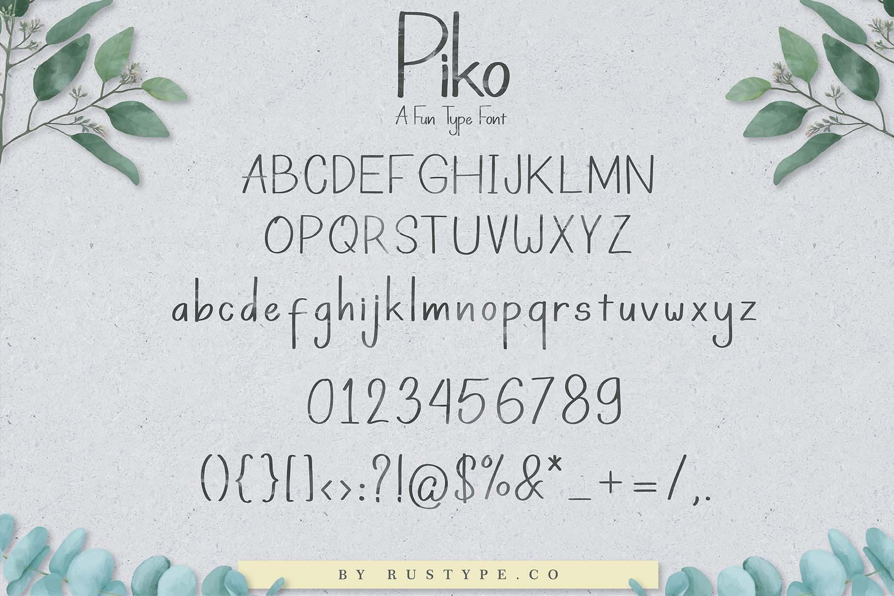 Piko example image 3