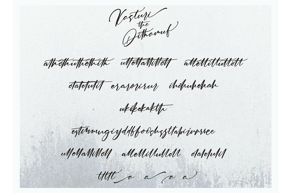 Kasturi Dithamuf example image 9