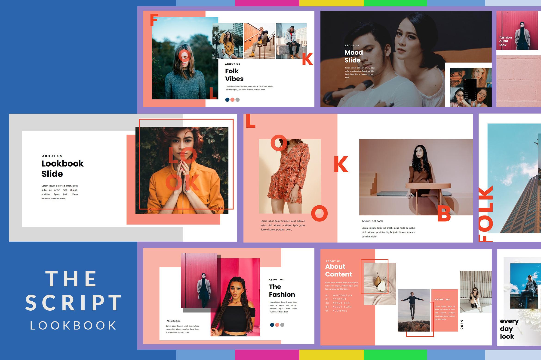 The Script Lookbook - Powerpoint example image 1