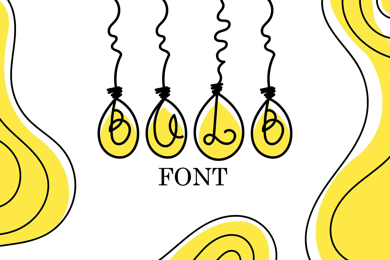 Christmas Fonts Bundle Vol. 2 Pack, 20 Fonts example image 10