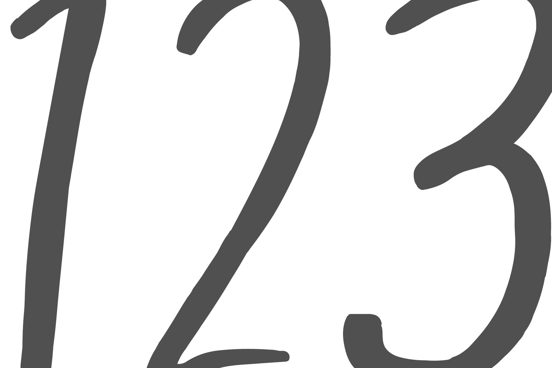 Adden Handmade Sans Serif Font example image 5