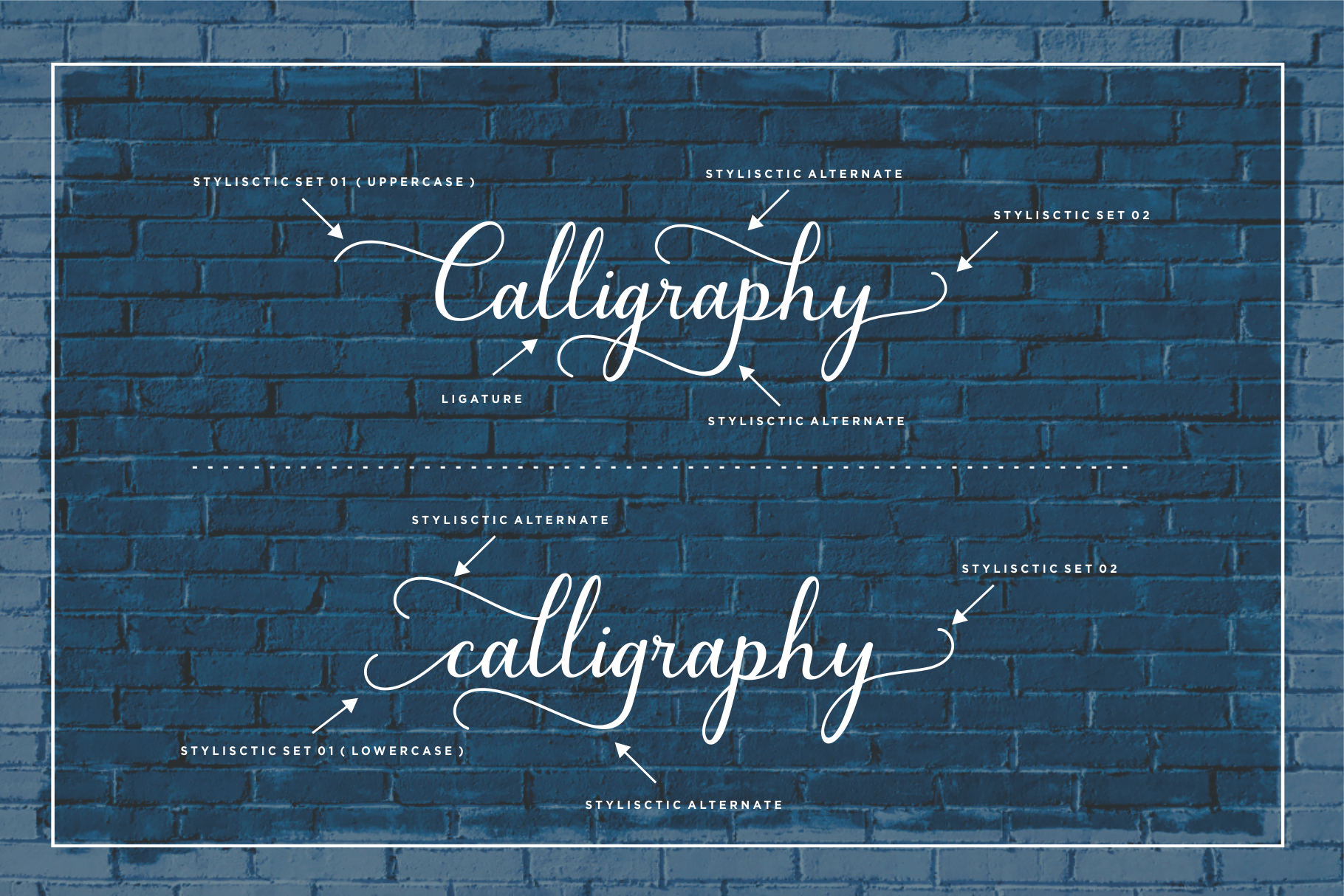 Bluebell - Calligraphy Font example image 2