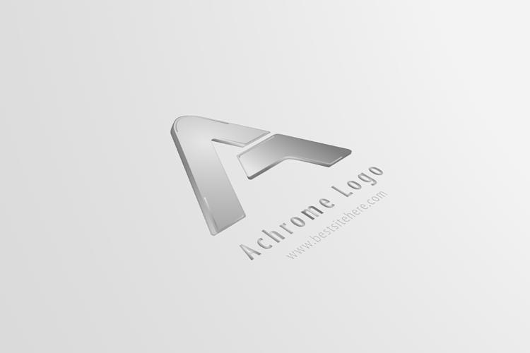 Achrome Logo Concept example image 6