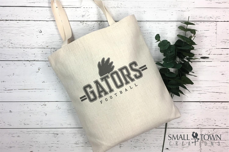 Gator Football Team, Gators Claw Print, PRINT, CUT & DESIGN example image 4