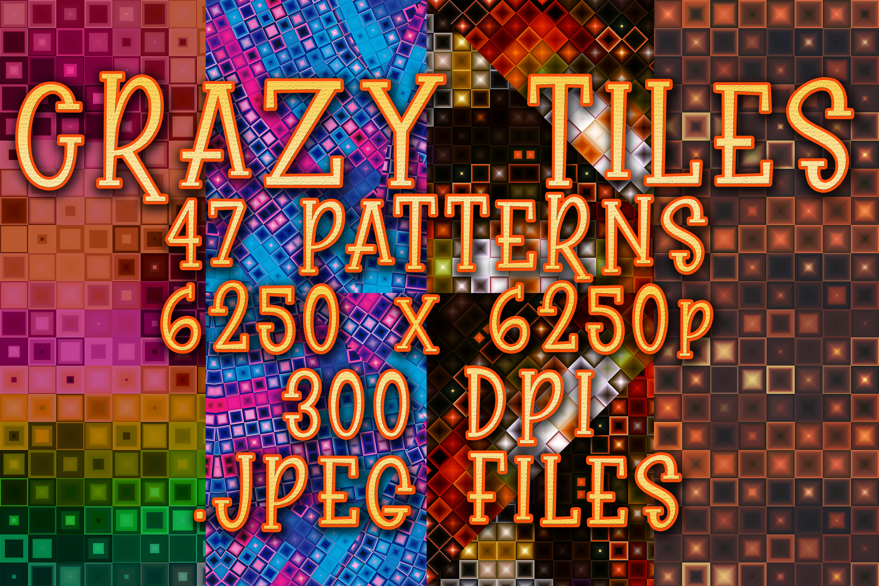 Crazy Tiles example image 1