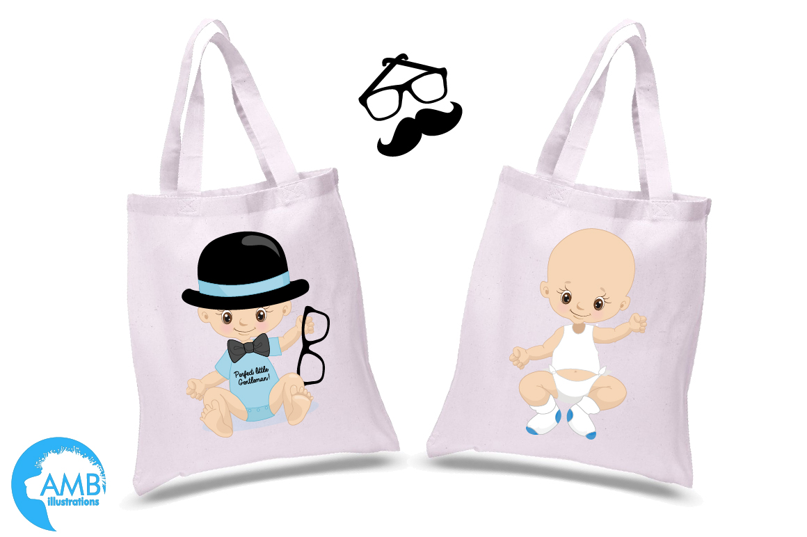 Little Man clipart, graphics, illustrations AMB-1291 example image 2