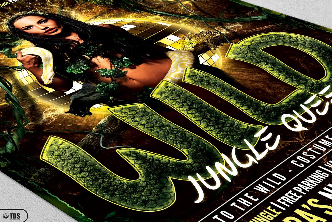 Ladies Night Flyer Bundle V2 example image 8