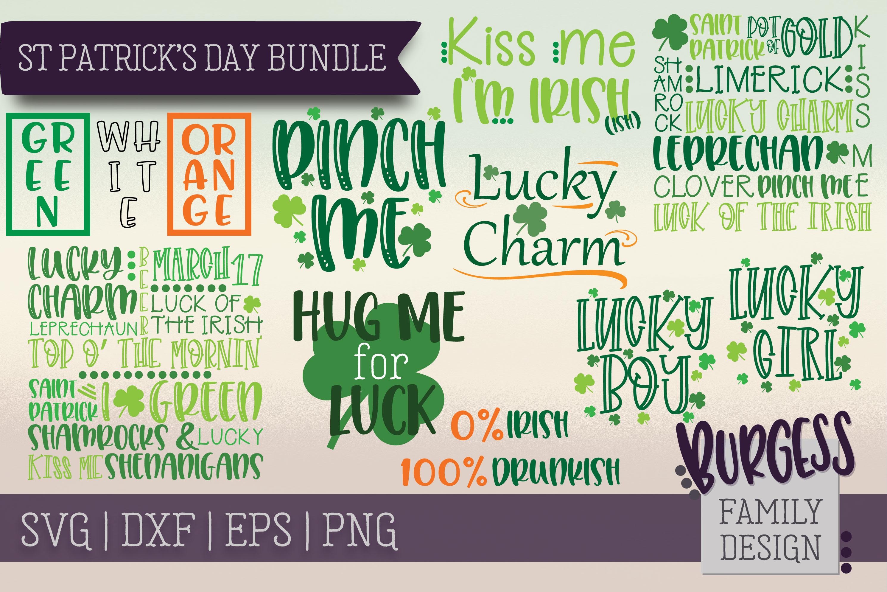 The starter bundle - Over 200 Designs | SVG DXF EPS PNG example image 9