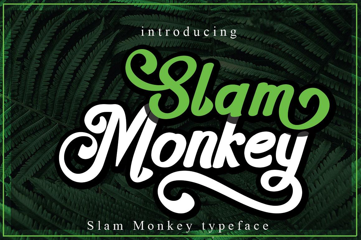 Slam Monkey example image 7