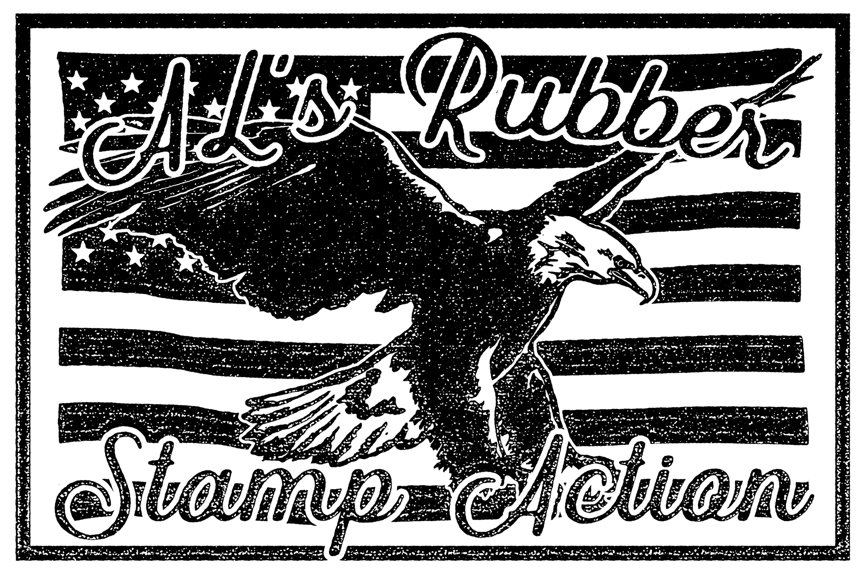 AL's Rubber Stamp Action Kit example image 17