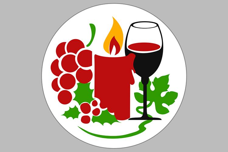 Crhistmas Wine Party Bundle example image 3