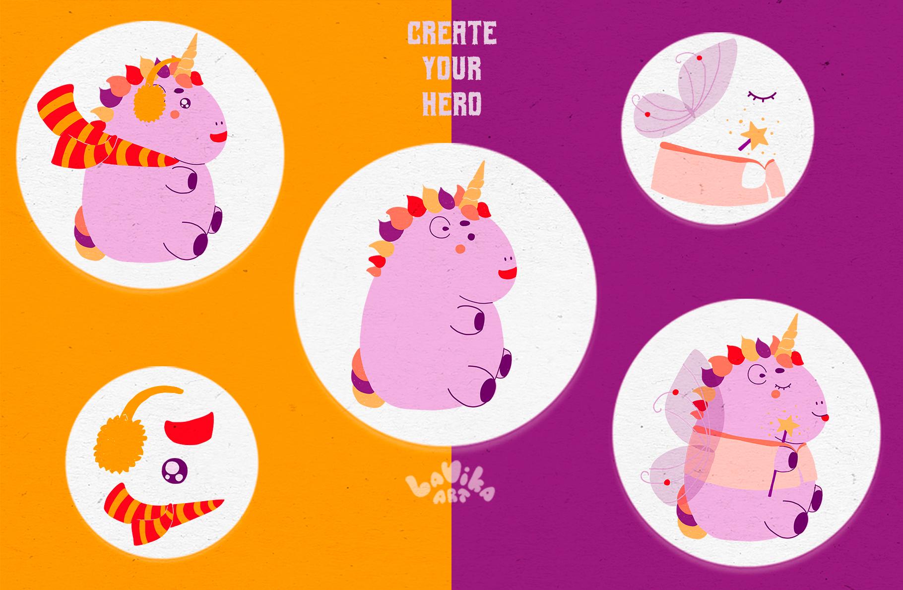 Character creator - Fall holidays example image 2