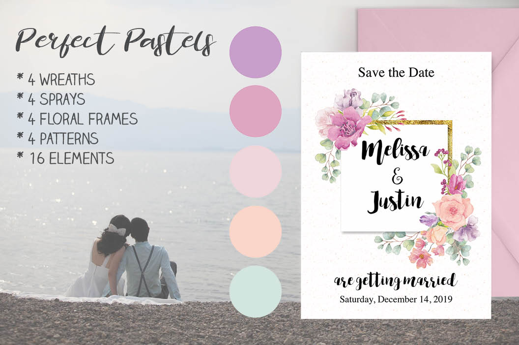 Perfect Pastels design collection example image 2