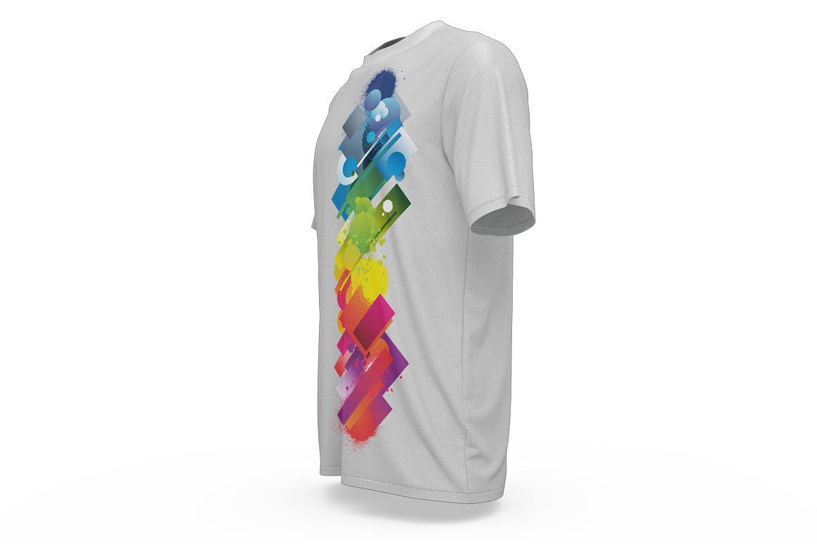 T-Shirt Mockup example image 5
