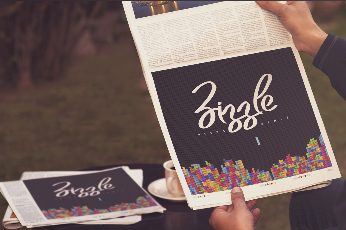 Big Eddie Script Typeface example image 6