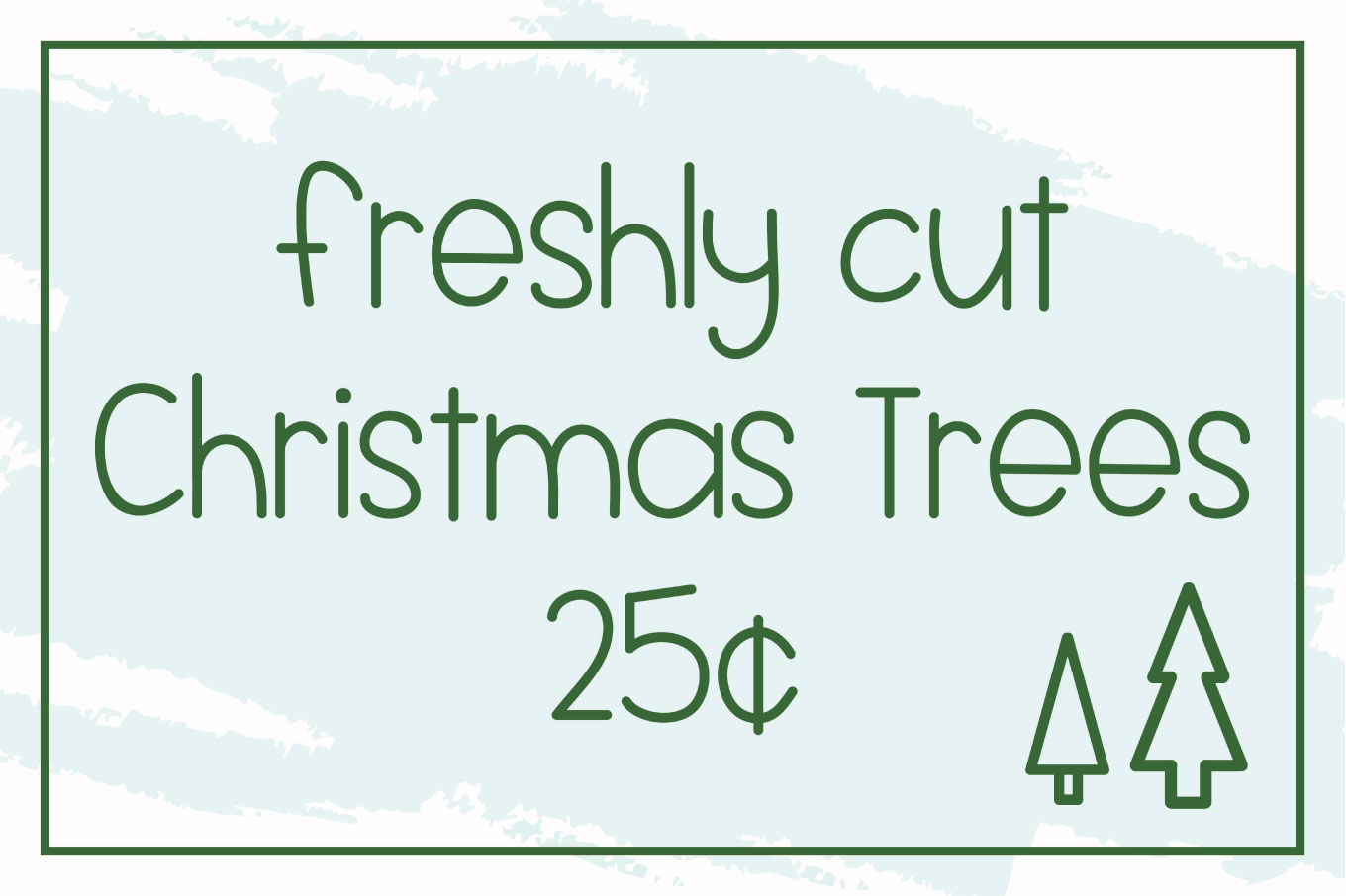 Figgy Pudding - A Christmas Font with Doodles example image 4