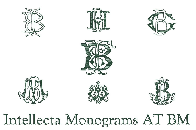 IntellectaMonograms AT BM example image 5