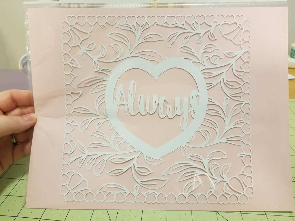 BigBundle SEPT18 - 40 Papercutting Templates &10 A4 prints example image 2