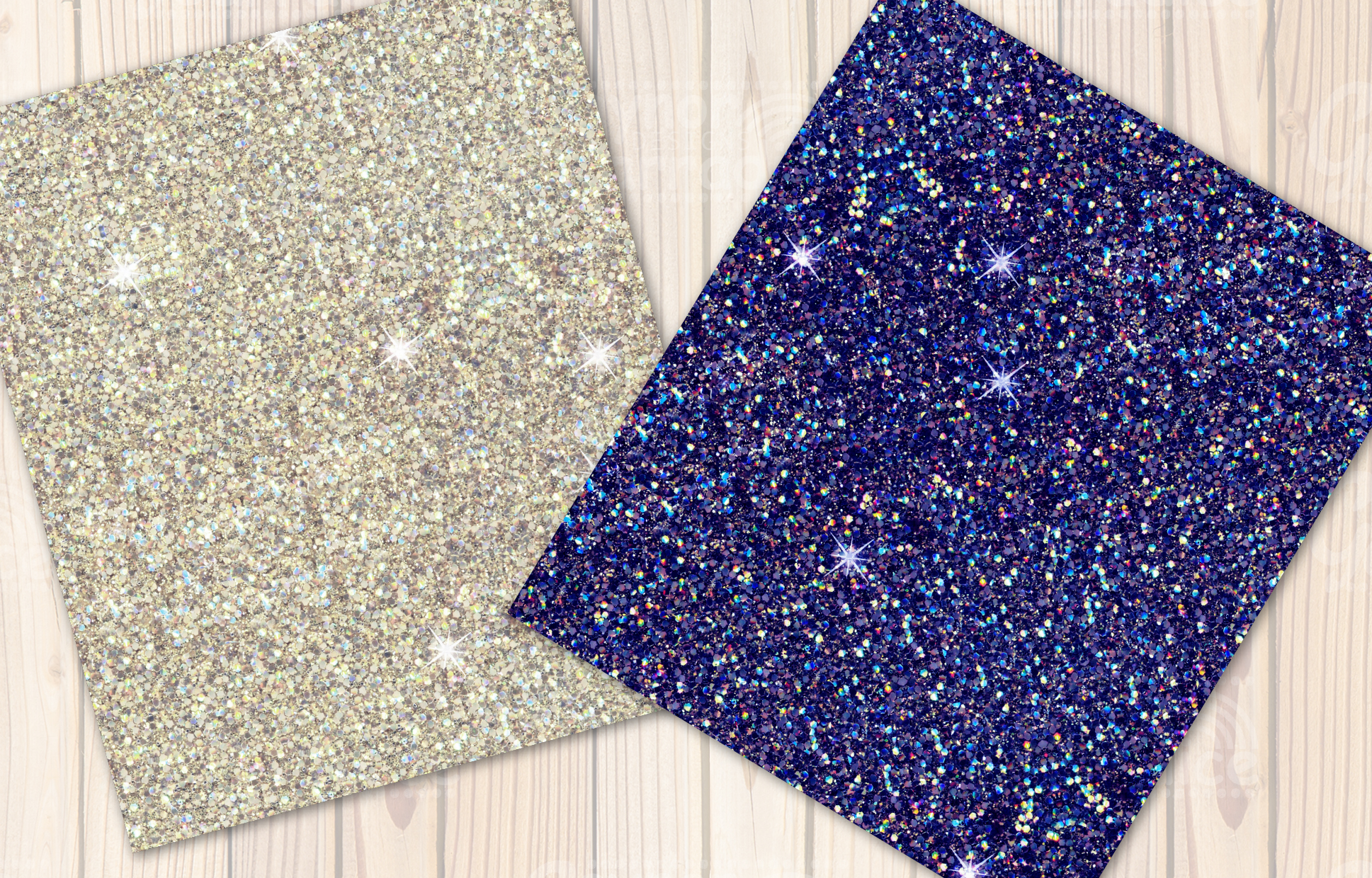 Moonlight glitter collection example image 2