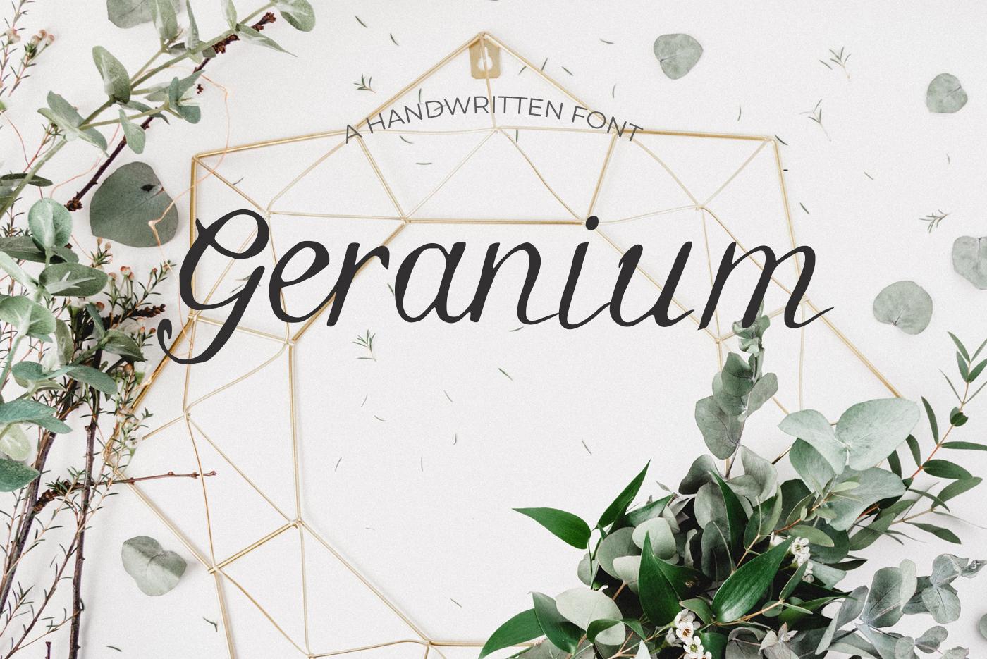 15 Creative Handmade Fonts Bundle example image 7