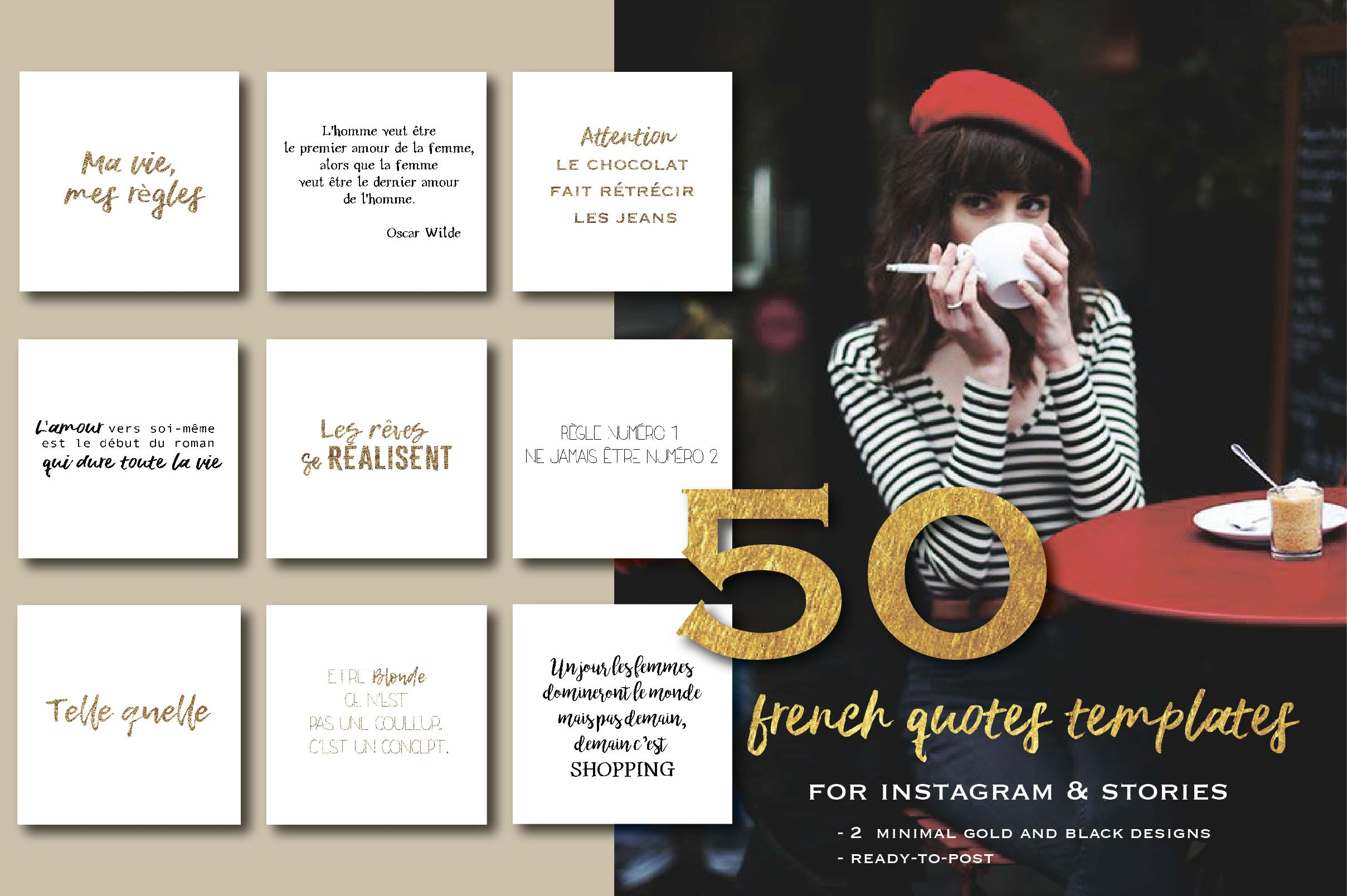 50 french quotes for instagram example image 1
