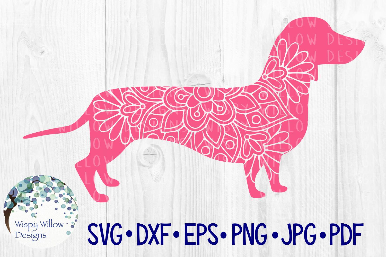 Dog Mandala Bundle example image 3