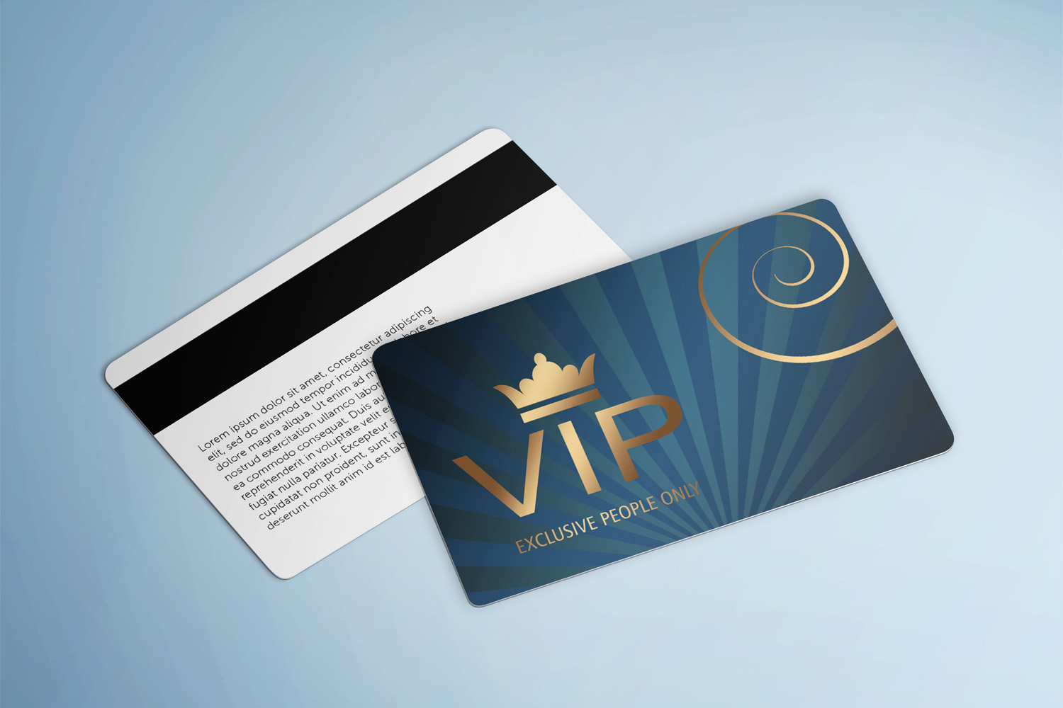 20 Luxury VIP Member Cards example image 6