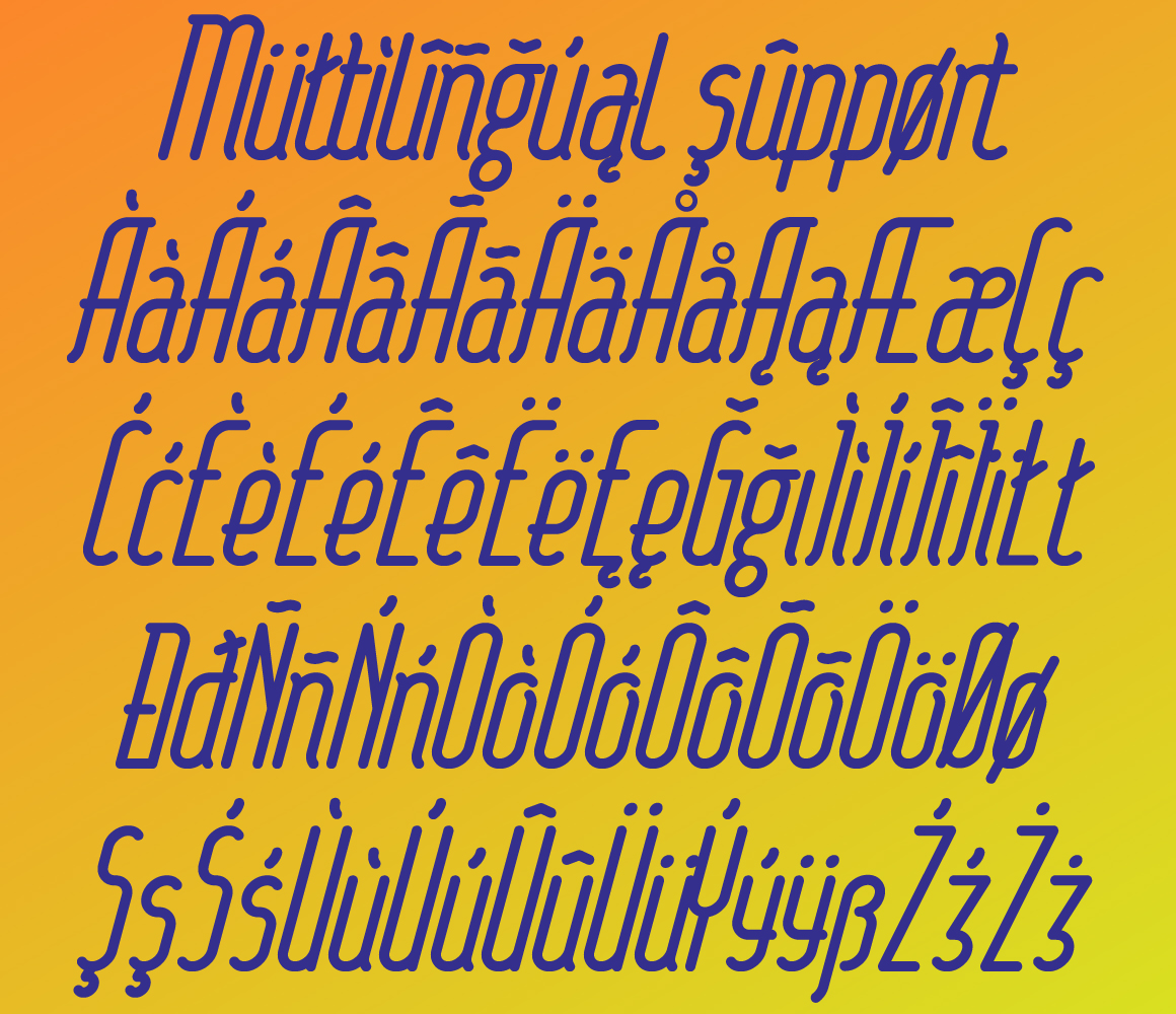 Font&furious example image 4