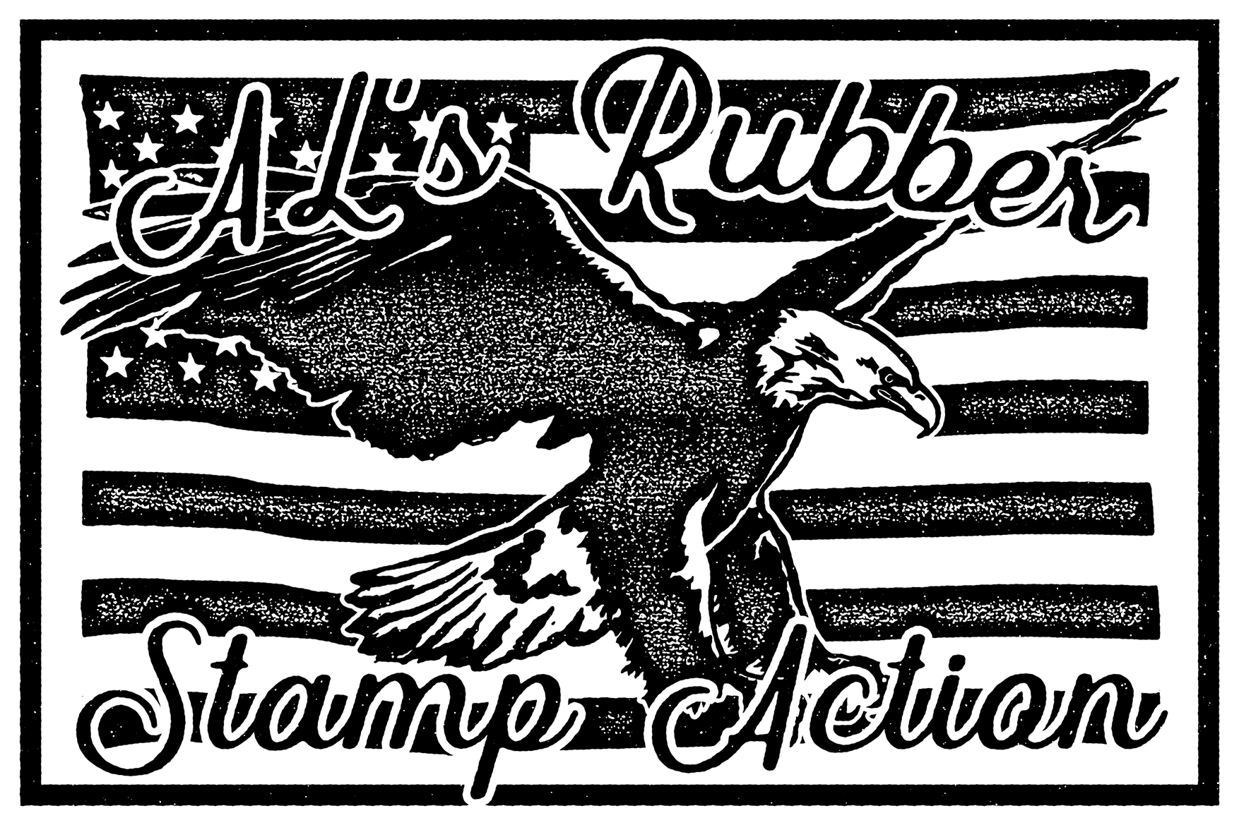 AL's Rubber Stamp Action Kit example image 9