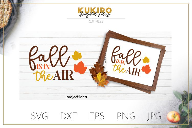Mini Fall Bundle SVG - Thanksgiving Signs Cut files example image 4