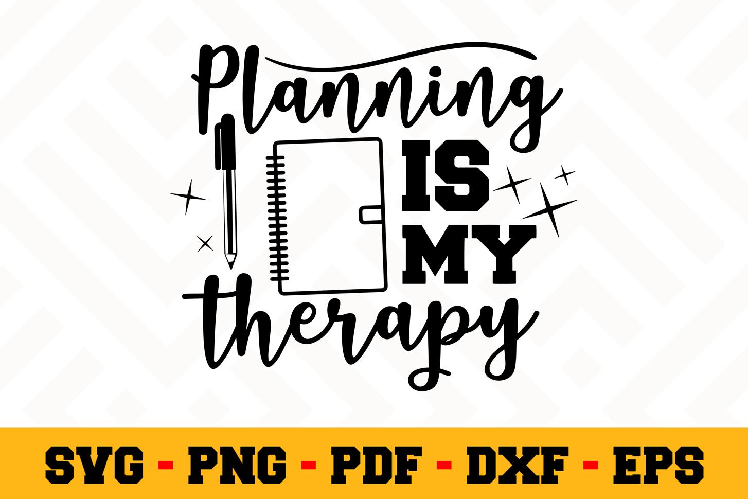 Planning SVG Design n495   Planning SVG Planner File example image 1