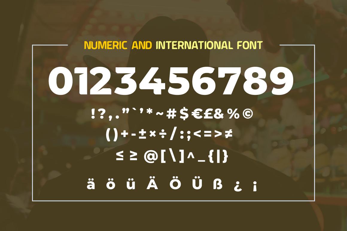 Wallman Love Display Font example image 8