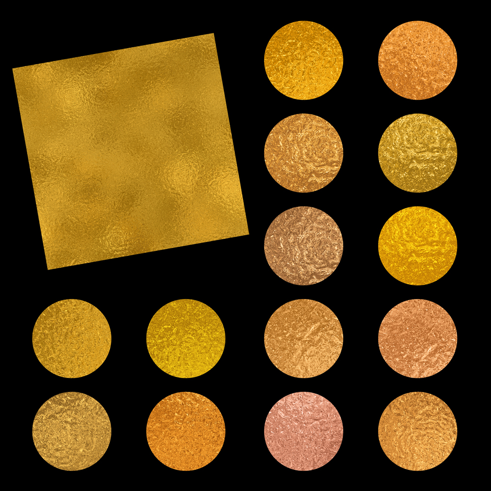 Gold Foils example image 3