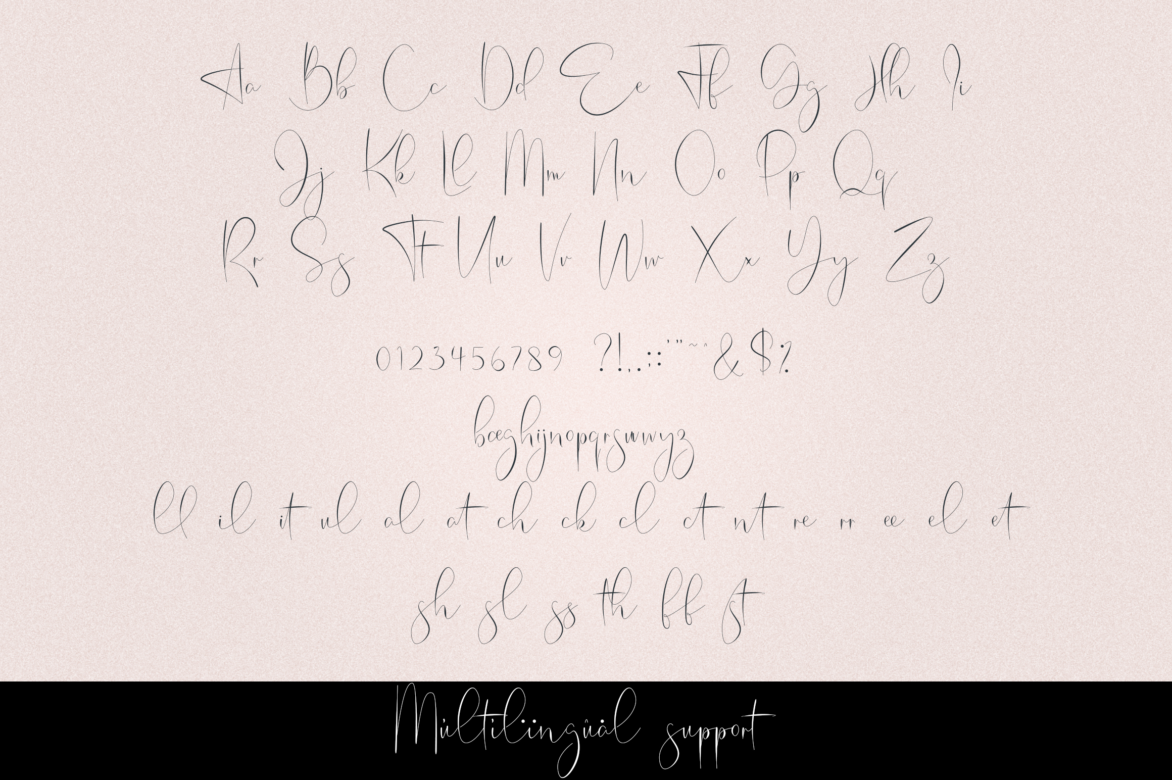 Belinda Script - Regular and Italic example image 10