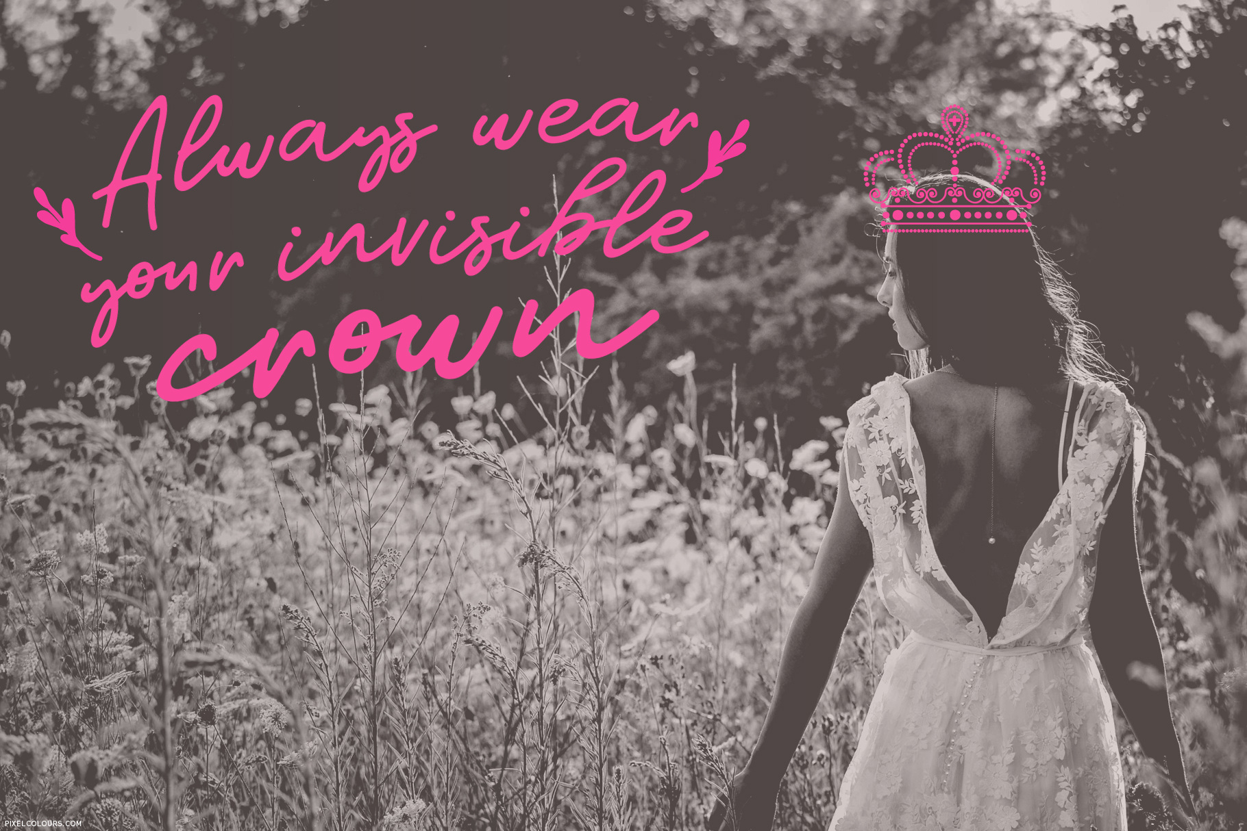 Girly Script Font example image 2