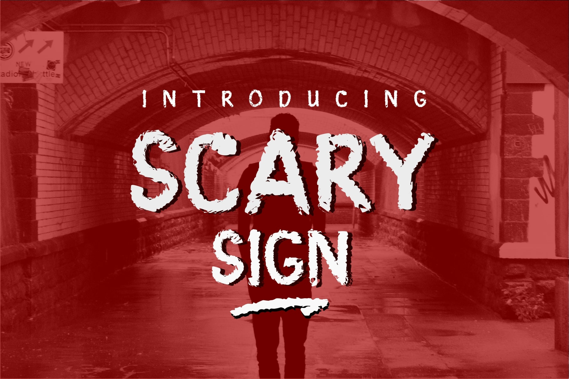 Scary Sign example image 1