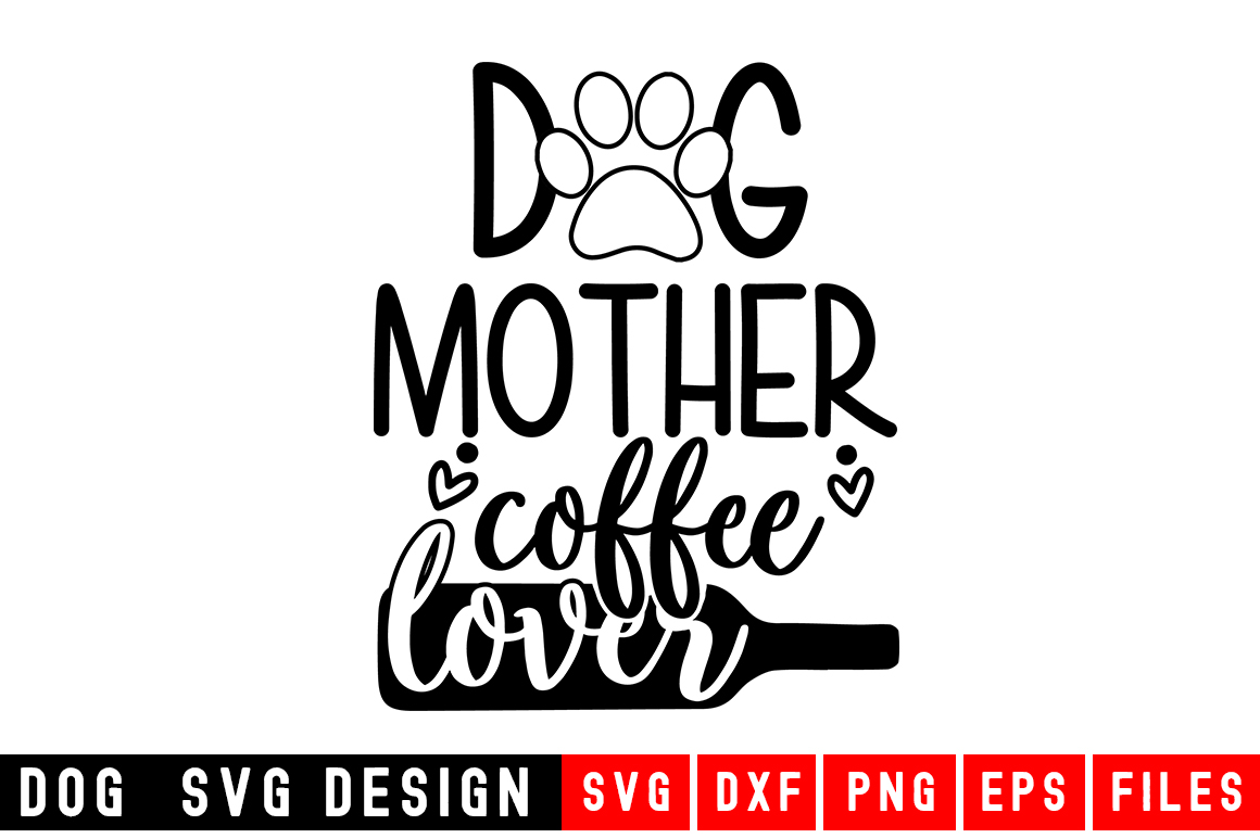 Dog SVG Bundle|10 Designs|Pet Mom Bundle example image 11