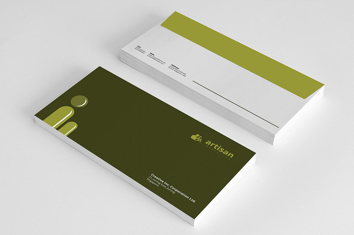Branding Stationery example image 5