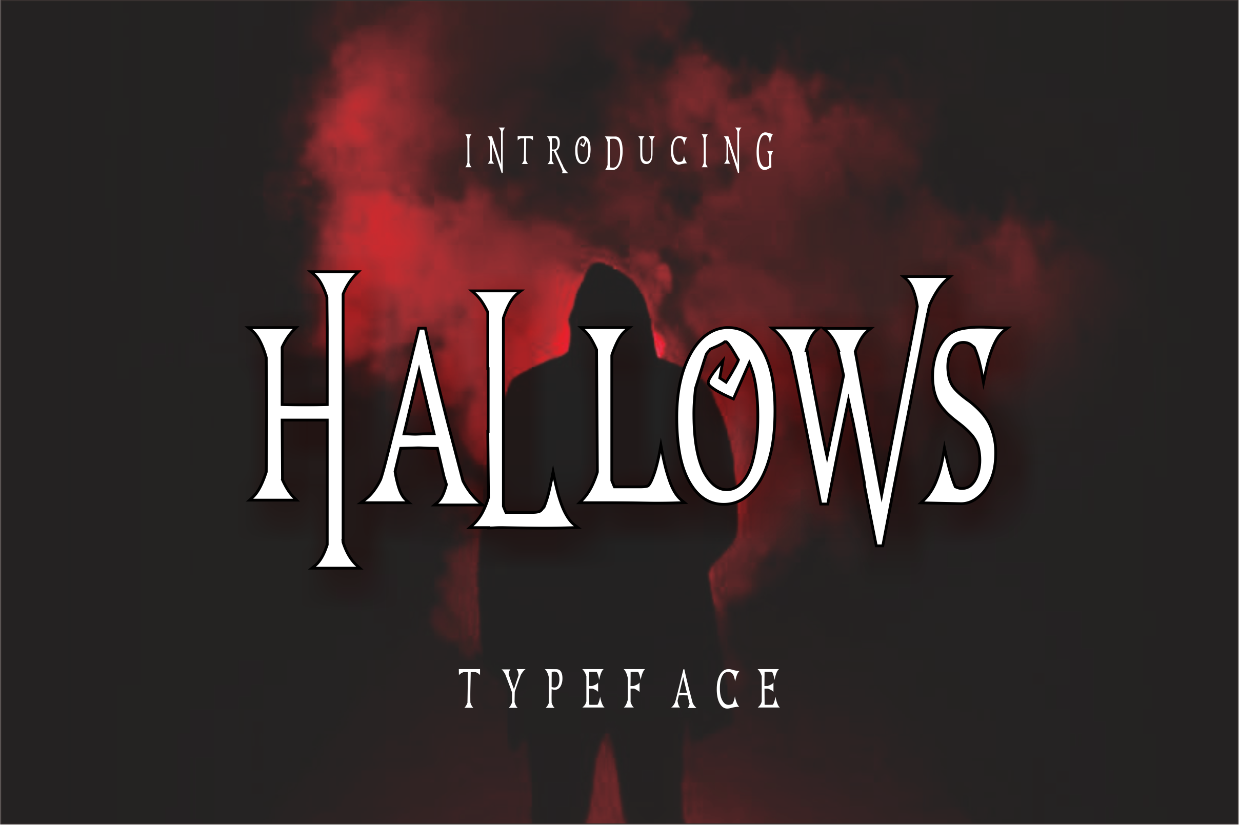 Hallows Typeface example image 1