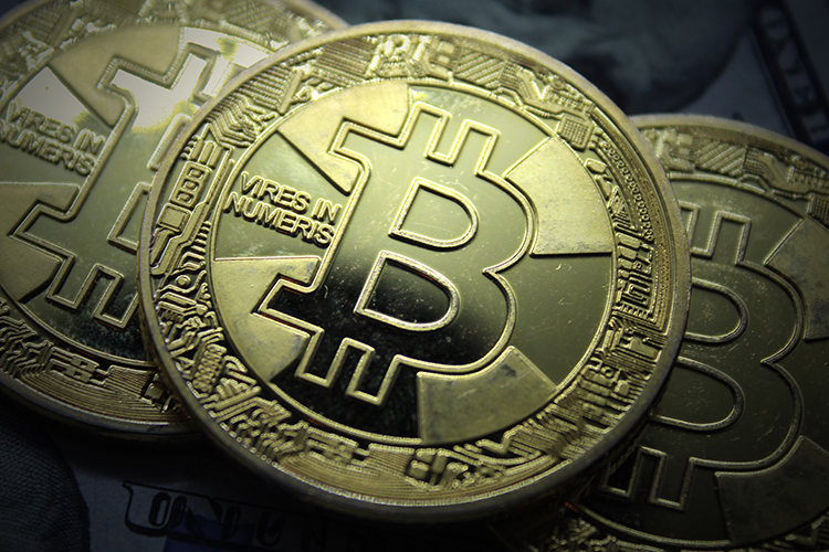 Bitcoins Coins Photos Bundle example image 10