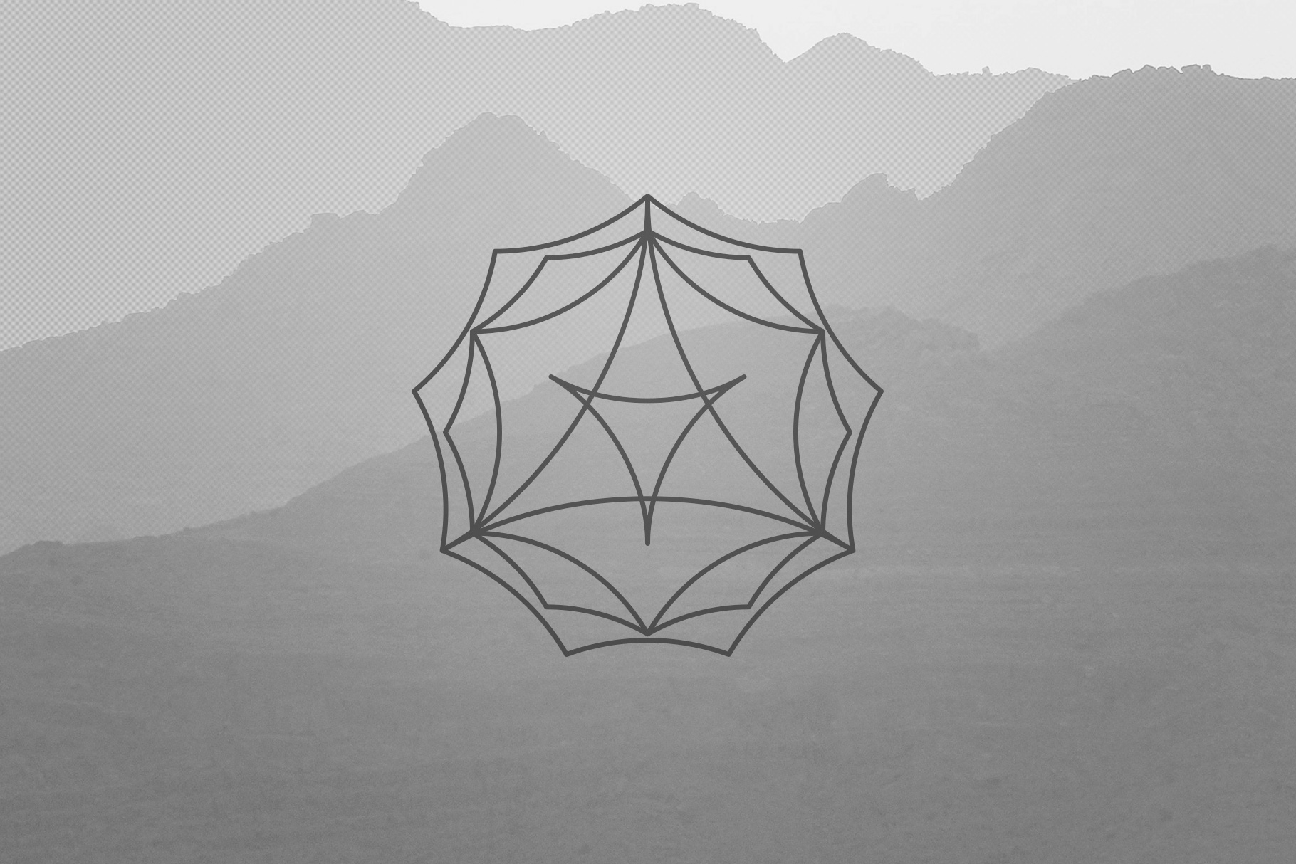 Sacred Geometry Vector Shapes Set example image 9
