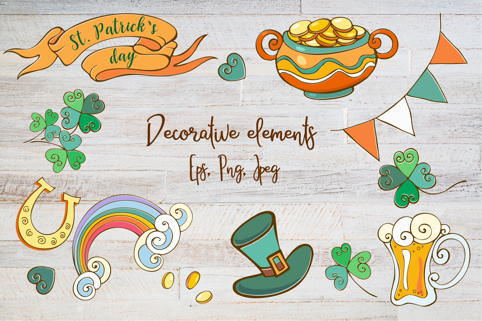 St. Patrick's day! example image 4
