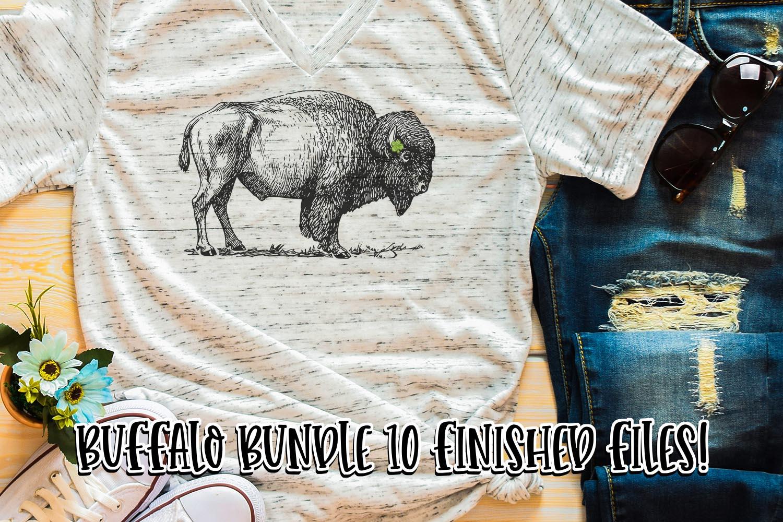 Buffalo Sublimation Bundle example image 2