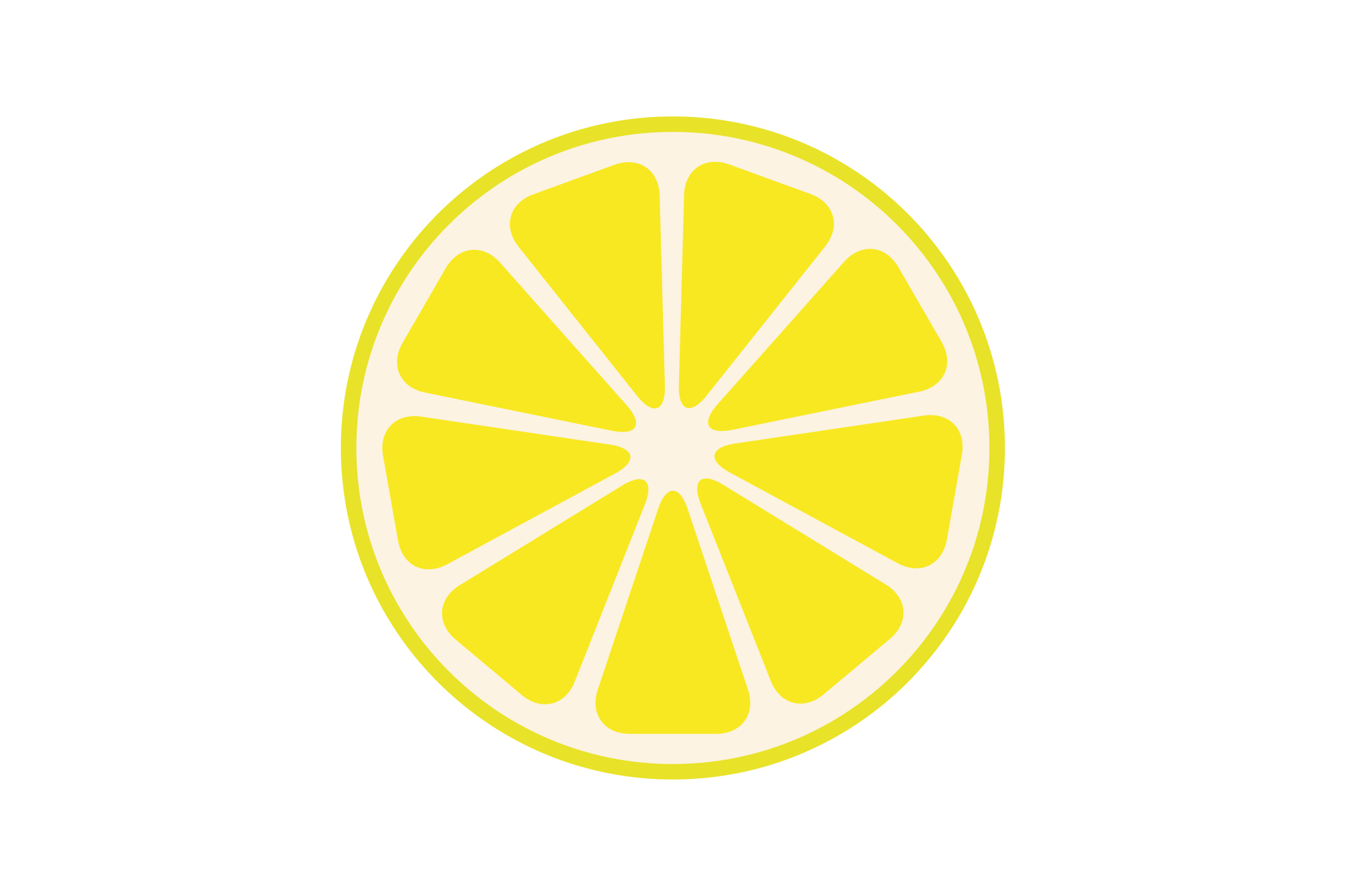 Collection of vector fruit icons example image 5