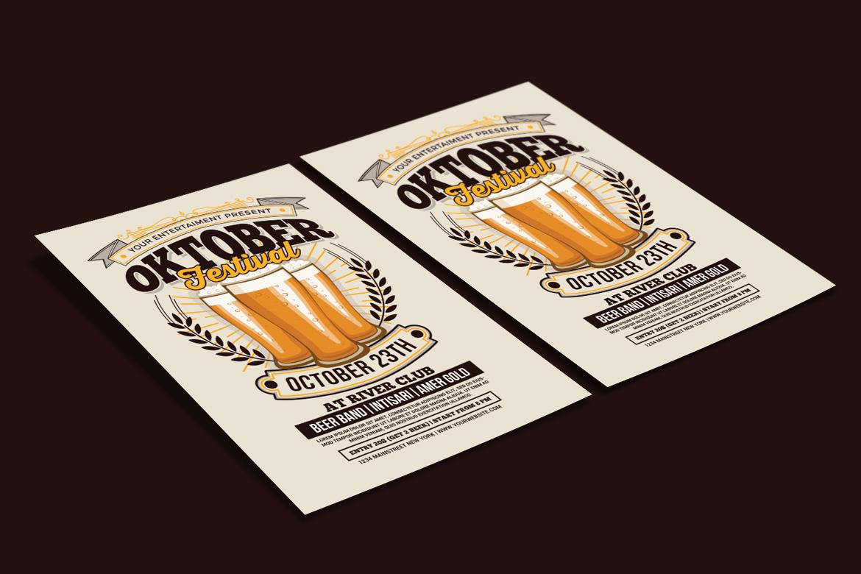 Oktoberfest Flyer example image 3