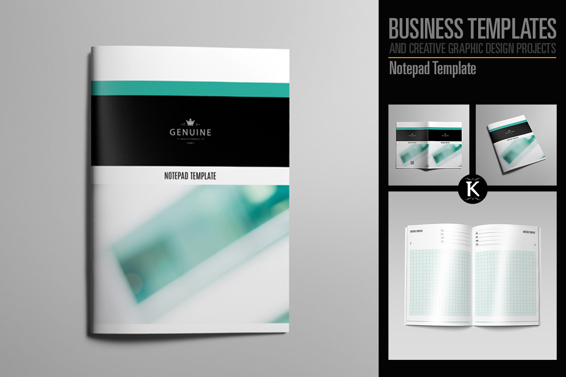 Notepad Template example image 1