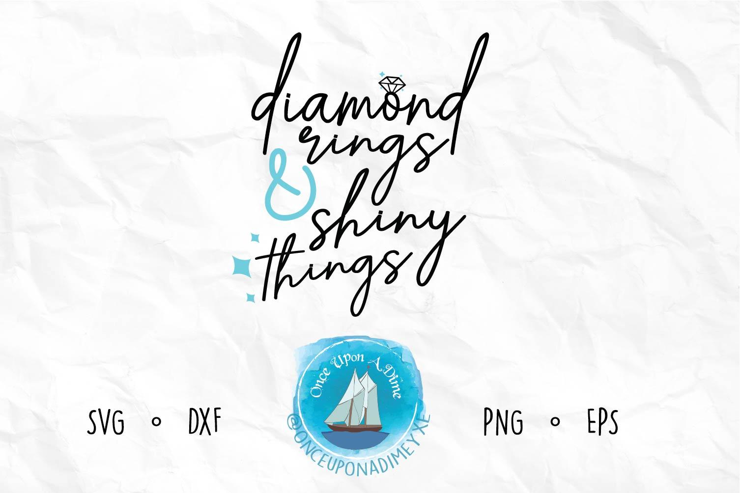 Diamond Rings & Shiny Things example image 1
