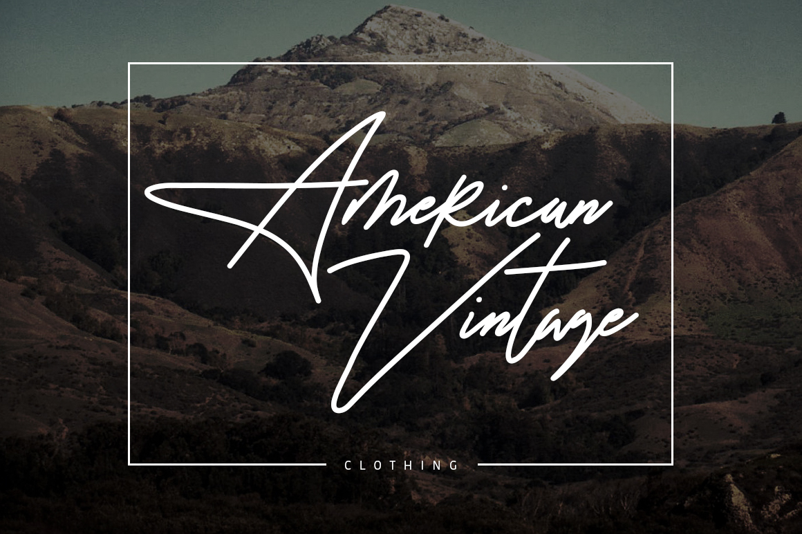 Arion Signature Font example image 7