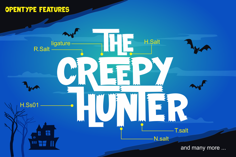 The Creepy Hunter example image 3